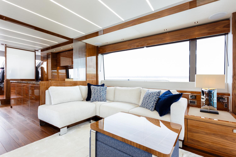 Sunseeker 76 Yacht (206) | Интерьер 3