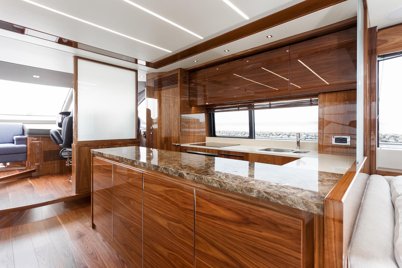 Sunseeker 76 Yacht (206) | Интерьер 6