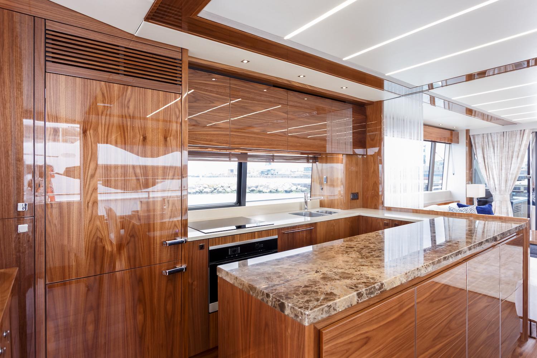 Sunseeker 76 Yacht (206) | Интерьер 7