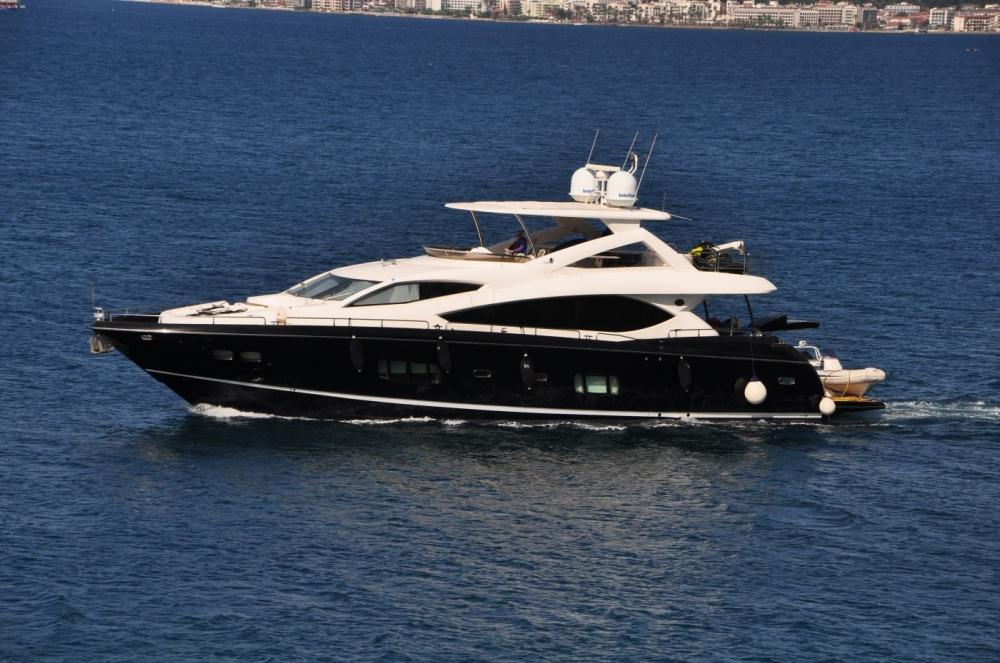 Sunseeker 88 Yacht (REF. SS-8810) | Экстрьер 0
