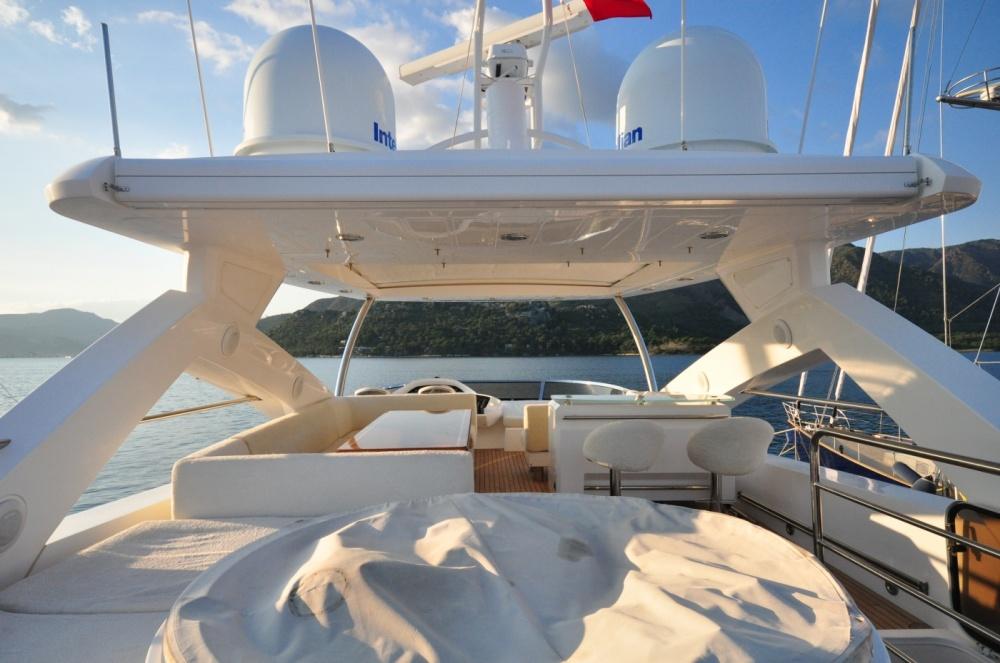 Sunseeker 88 Yacht (REF. SS-8810) | Экстрьер 9