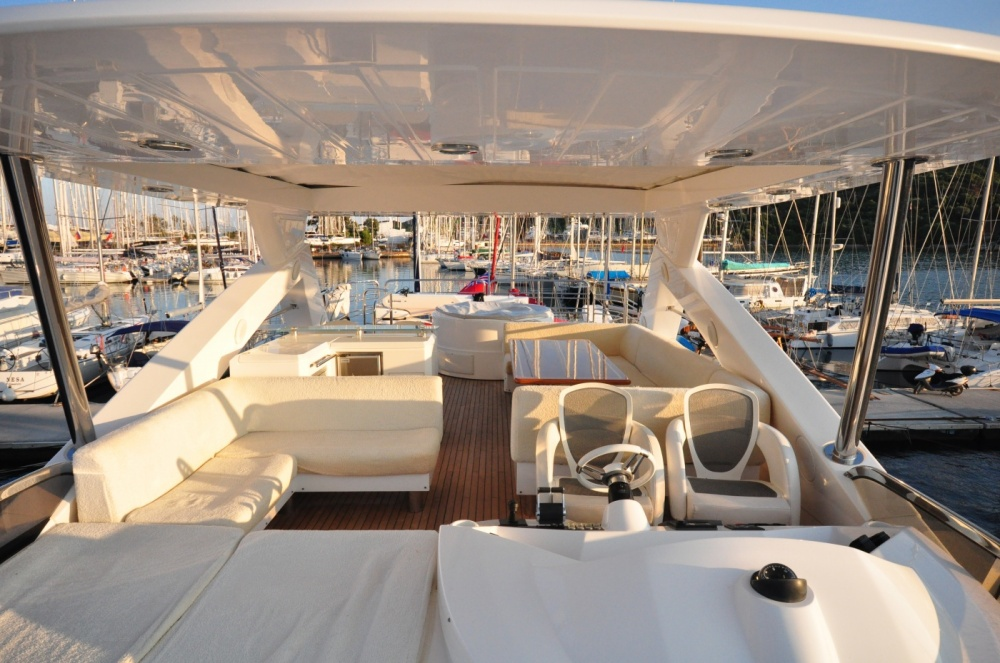 Sunseeker 88 Yacht (REF. SS-8810) | Экстрьер 11