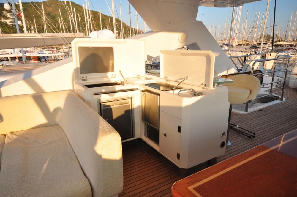 Sunseeker 88 Yacht (REF. SS-8810) | Экстрьер 12