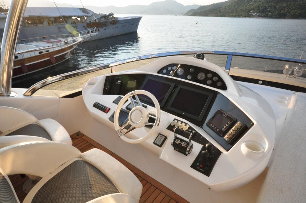Sunseeker 88 Yacht (REF. SS-8810) | Экстрьер 14