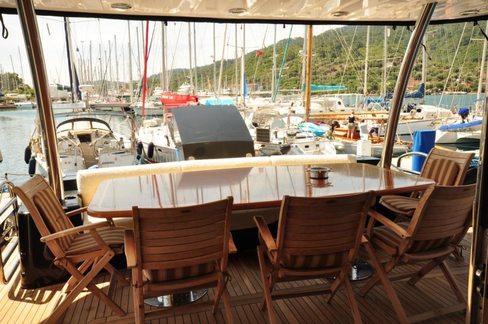Sunseeker 88 Yacht (REF. SS-8810) | Экстрьер 16