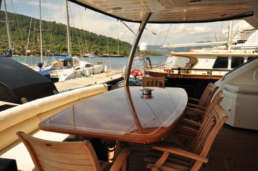 Sunseeker 88 Yacht (REF. SS-8810) | Экстрьер 17