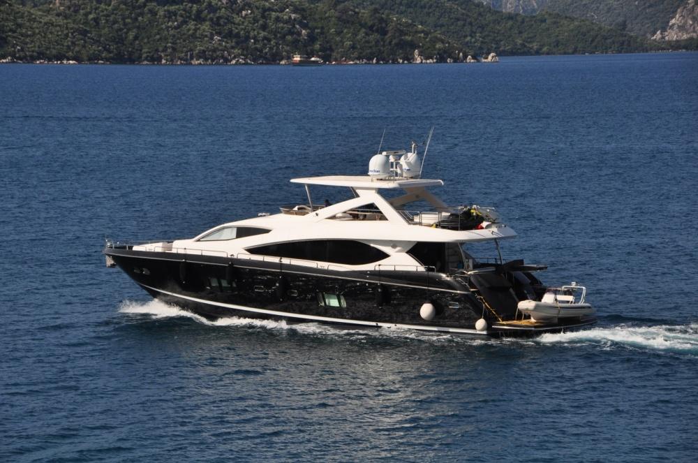 Sunseeker 88 Yacht (REF. SS-8810) | Экстрьер 4