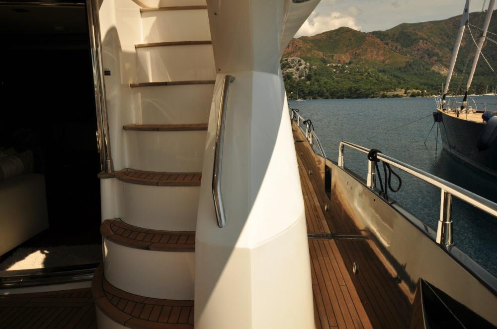 Sunseeker 88 Yacht (REF. SS-8810) | Экстрьер 20