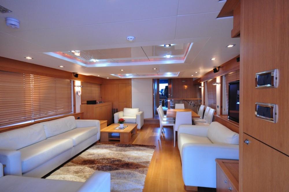 Sunseeker 88 Yacht (REF. SS-8810) | Интерьер 0