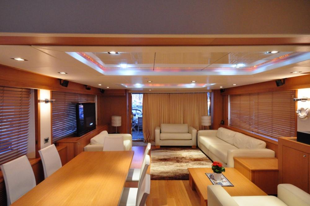Sunseeker 88 Yacht (REF. SS-8810) | Интерьер 2