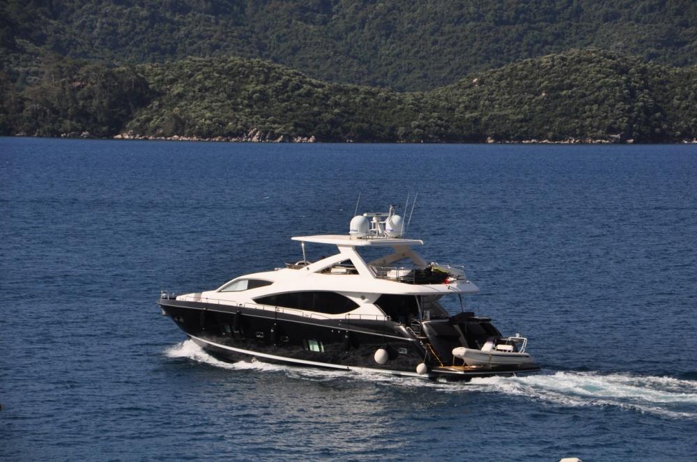 Sunseeker 88 Yacht (REF. SS-8810) | Экстрьер 3