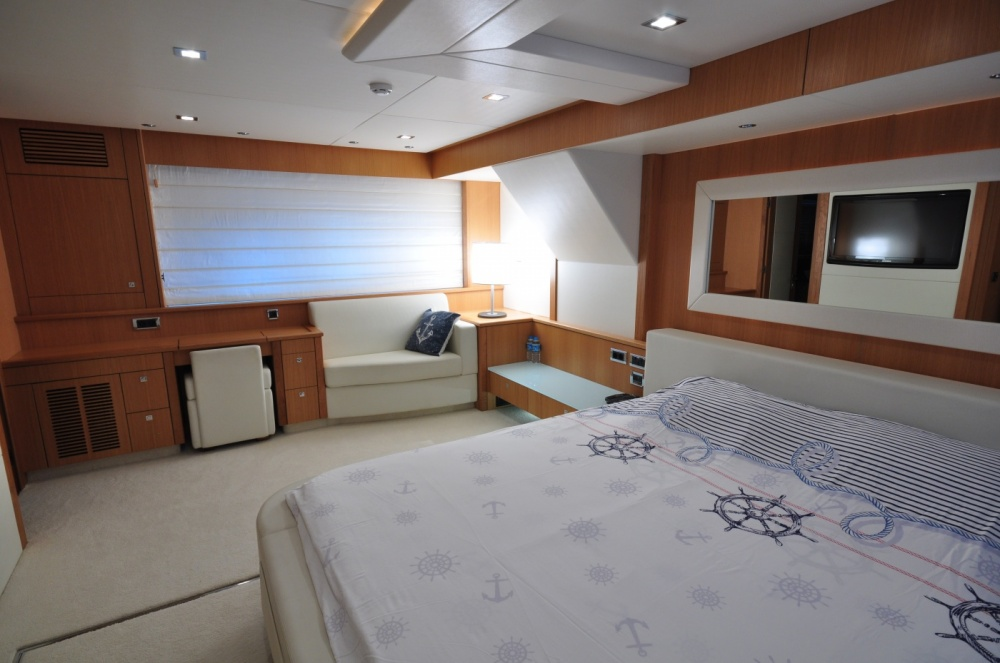Sunseeker 88 Yacht (REF. SS-8810) | Интерьер 16
