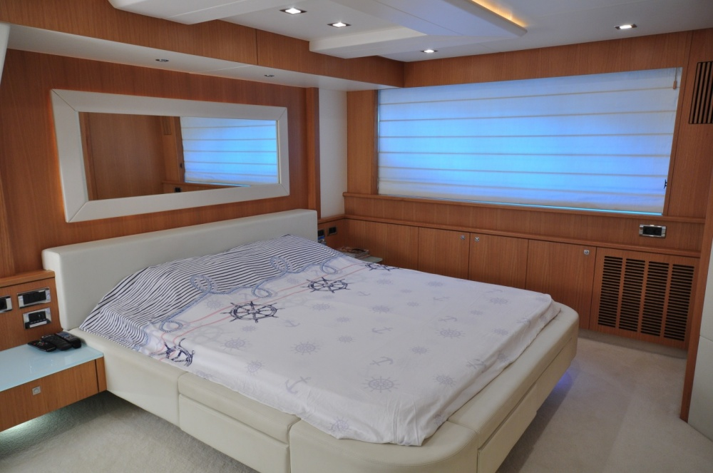Sunseeker 88 Yacht (REF. SS-8810) | Интерьер 17