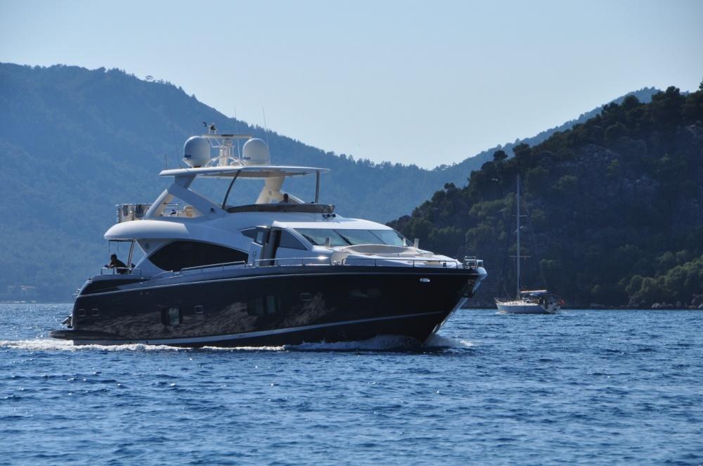 Sunseeker 88 Yacht (REF. SS-8810) | Экстрьер 5