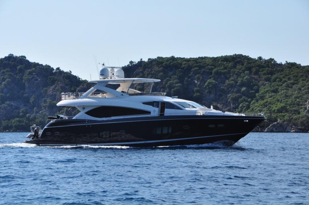 Sunseeker 88 Yacht (REF. SS-8810) | Экстрьер 2