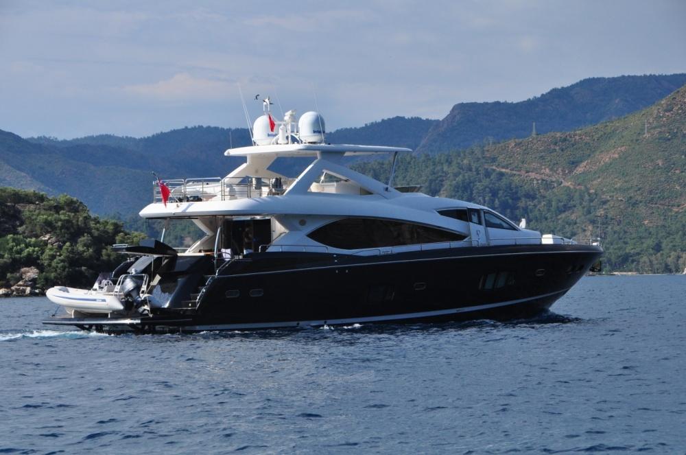 Sunseeker 88 Yacht (REF. SS-8810) | Экстрьер 6