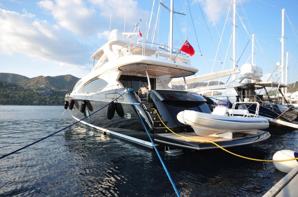 Sunseeker 88 Yacht (REF. SS-8810) | Экстрьер 7