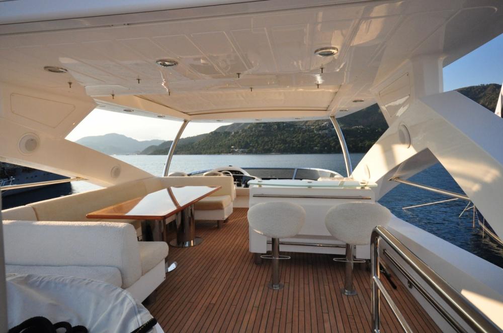 Sunseeker 88 Yacht (REF. SS-8810) | Экстрьер 18