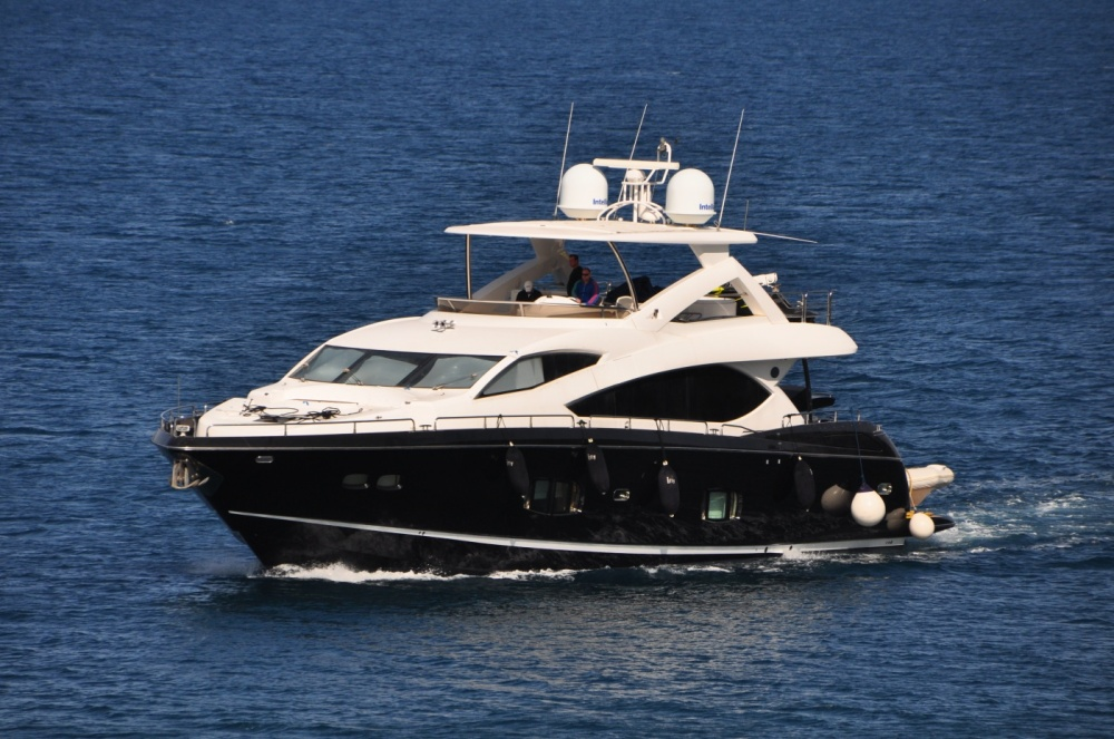 Sunseeker 88 Yacht (REF. SS-8810) | Экстрьер 1