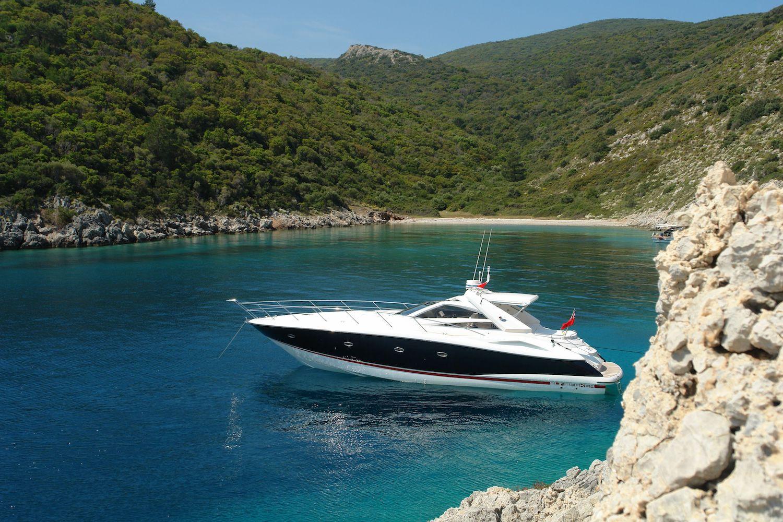 Sunseeker Portofino 53 (REF. SS-5306) | Экстрьер 1