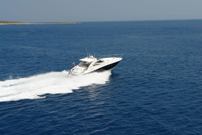 Sunseeker Portofino 53 (REF. SS-5306) | Экстрьер 2