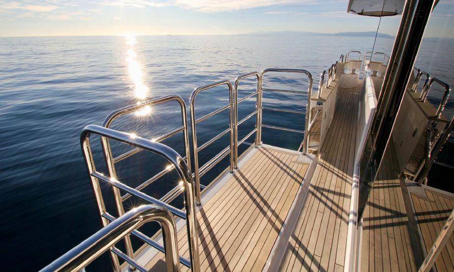 Sunseeker 95 Yacht (REF. SS-9517) | Экстрьер 4