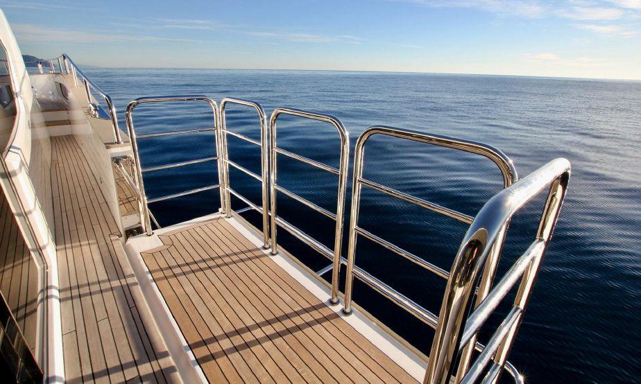 Sunseeker 95 Yacht (REF. SS-9517) | Экстрьер 5