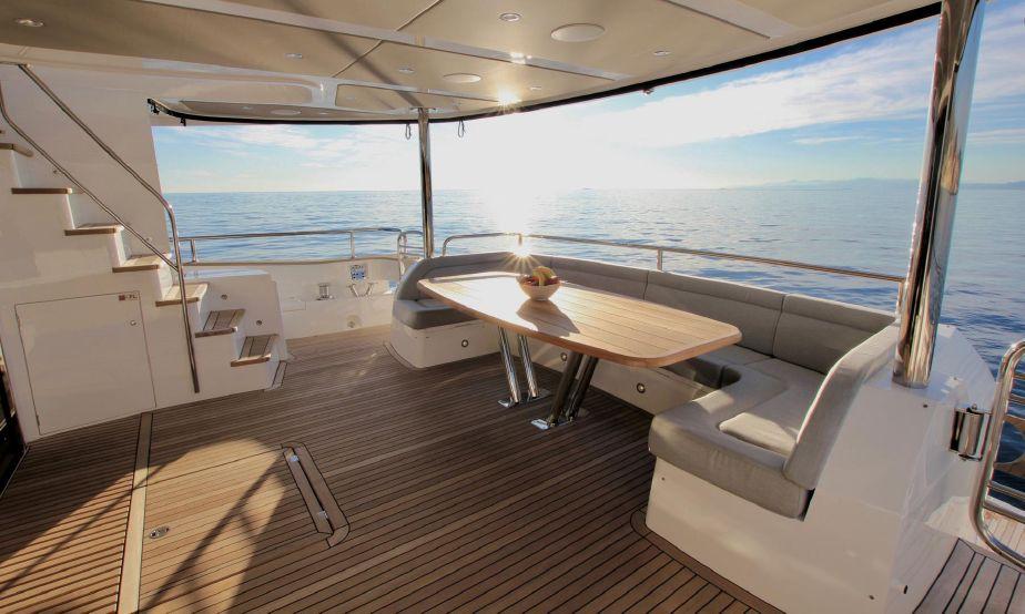 Sunseeker 95 Yacht (REF. SS-9517) | Экстрьер 6