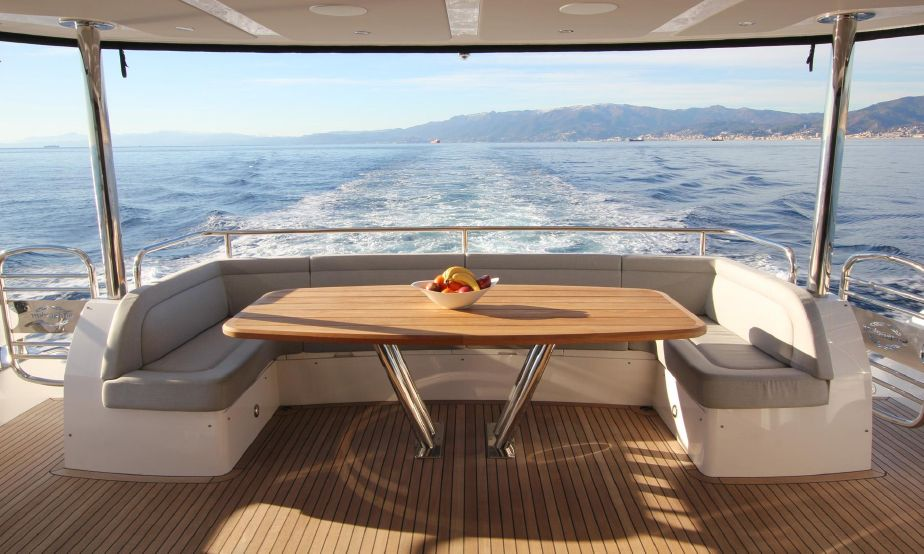 Sunseeker 95 Yacht (REF. SS-9517) | Экстрьер 7
