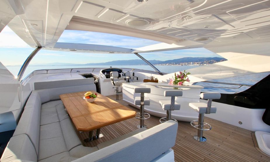 Sunseeker 95 Yacht (REF. SS-9517) | Экстрьер 8