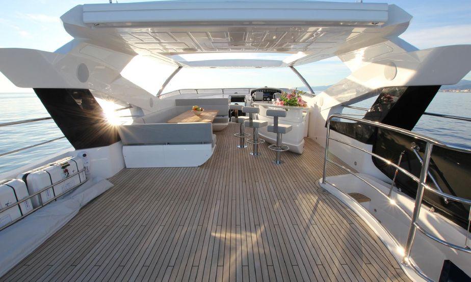 Sunseeker 95 Yacht (REF. SS-9517) | Экстрьер 9