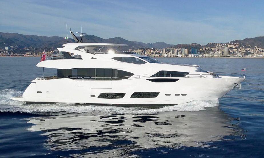 Sunseeker 95 Yacht (REF. SS-9517) | Экстрьер 0