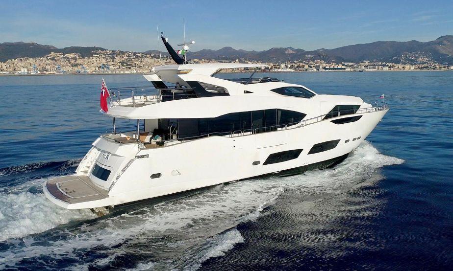 Sunseeker 95 Yacht (REF. SS-9517) | Экстрьер 1