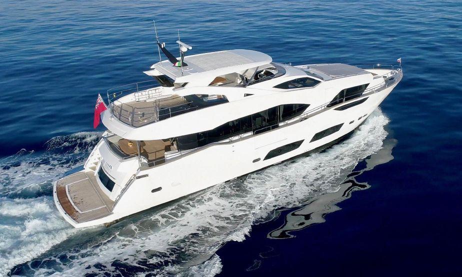 Sunseeker 95 Yacht (REF. SS-9517) | Экстрьер 2