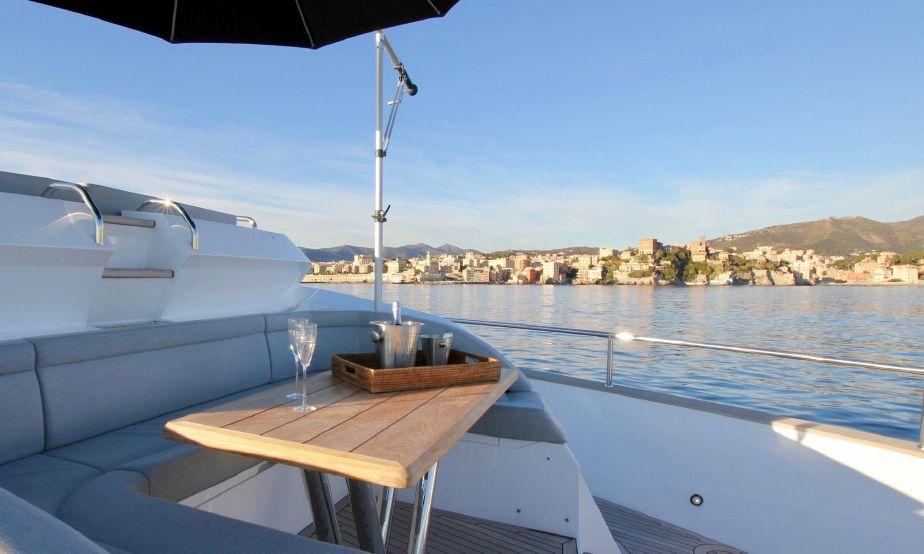 Sunseeker 95 Yacht (REF. SS-9517) | Экстрьер 10