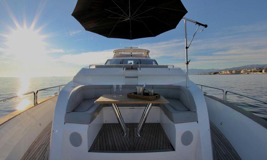 Sunseeker 95 Yacht (REF. SS-9517) | Экстрьер 11