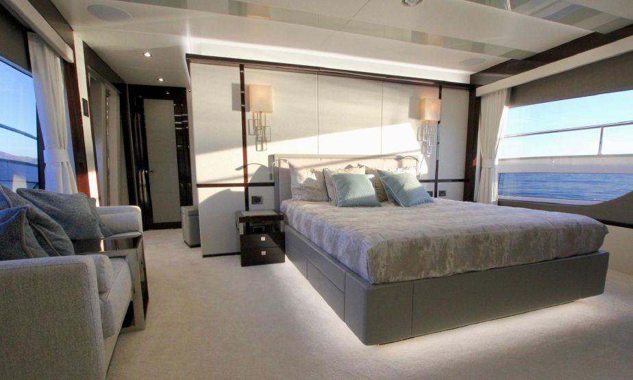 Sunseeker 95 Yacht (REF. SS-9517) | Интерьер 9