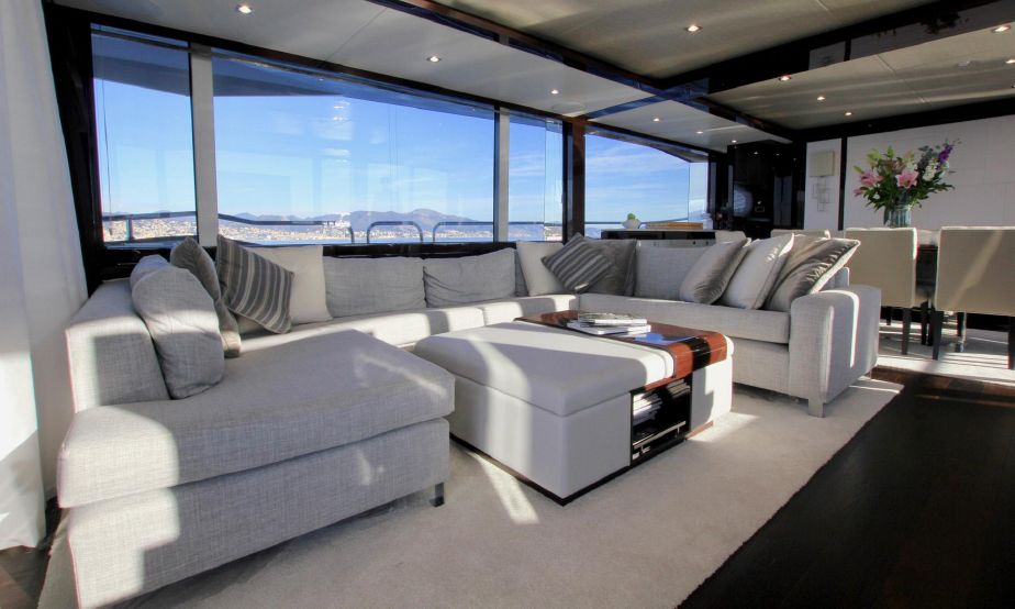 Sunseeker 95 Yacht (REF. SS-9517) | Интерьер 1