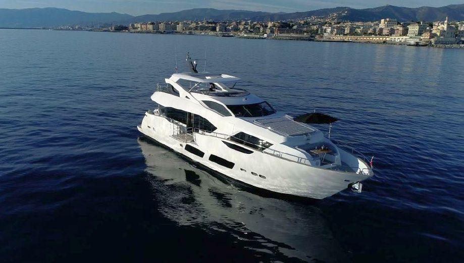 Sunseeker 95 Yacht (REF. SS-9517) | Экстрьер 3