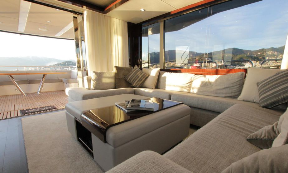Sunseeker 95 Yacht (REF. SS-9517) | Интерьер 4