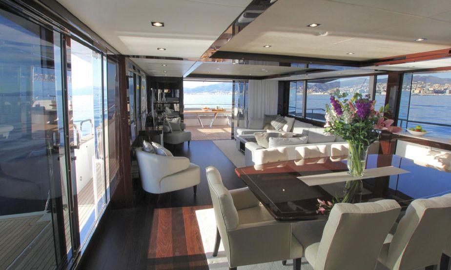 Sunseeker 95 Yacht (REF. SS-9517) | Интерьер 2