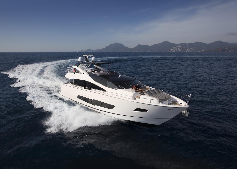 Sunseeker 86 Yacht | Экстрьер 0