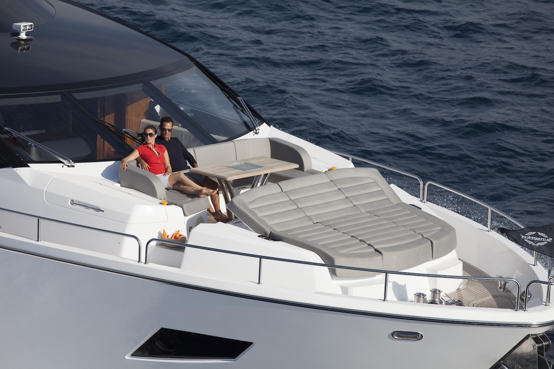 Sunseeker 86 Yacht | Экстрьер 4