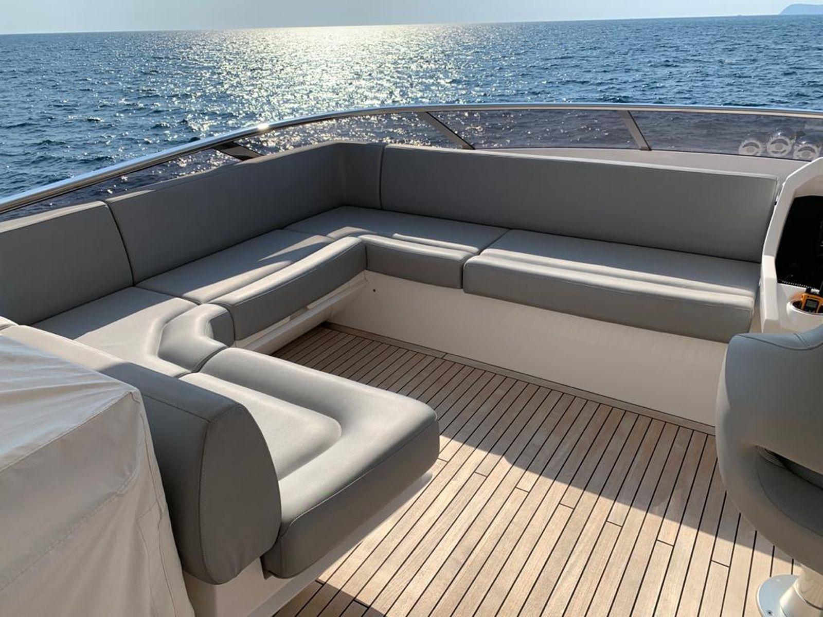 Sunseeker 86 Yacht   Интерьер 3