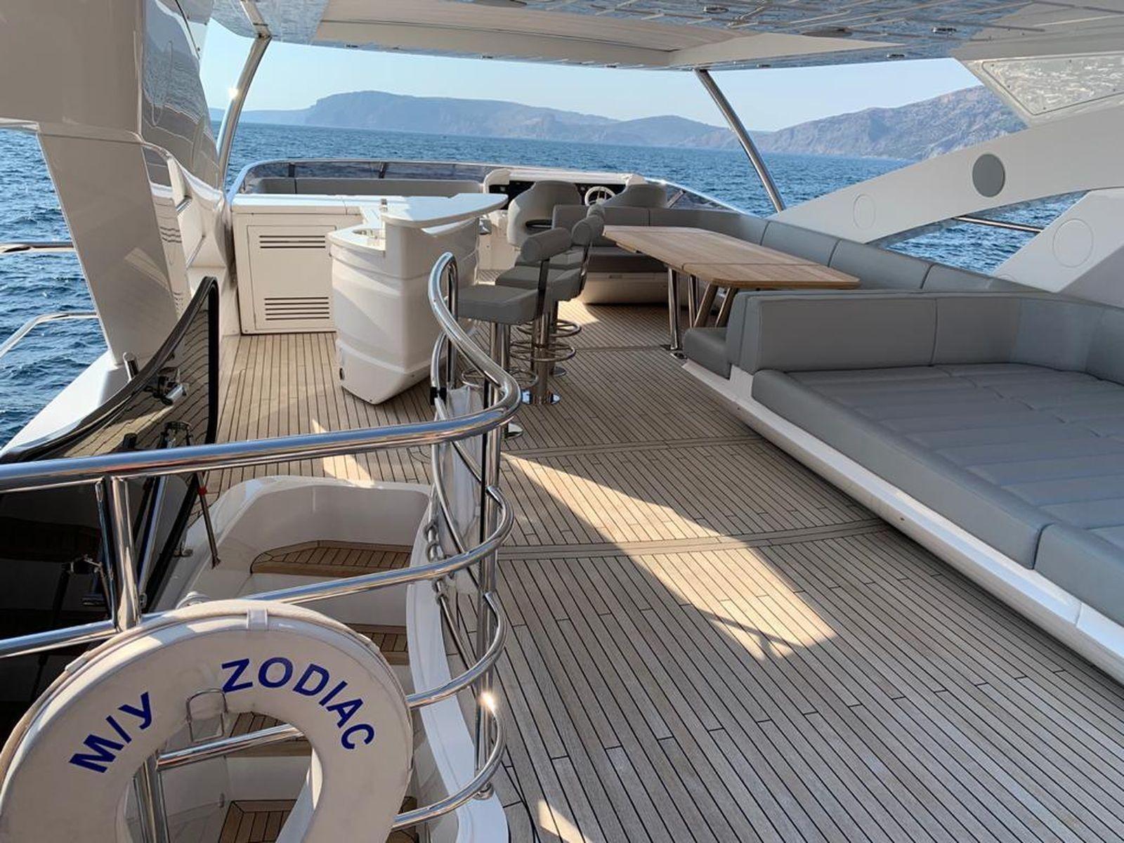 Sunseeker 86 Yacht   Интерьер 6