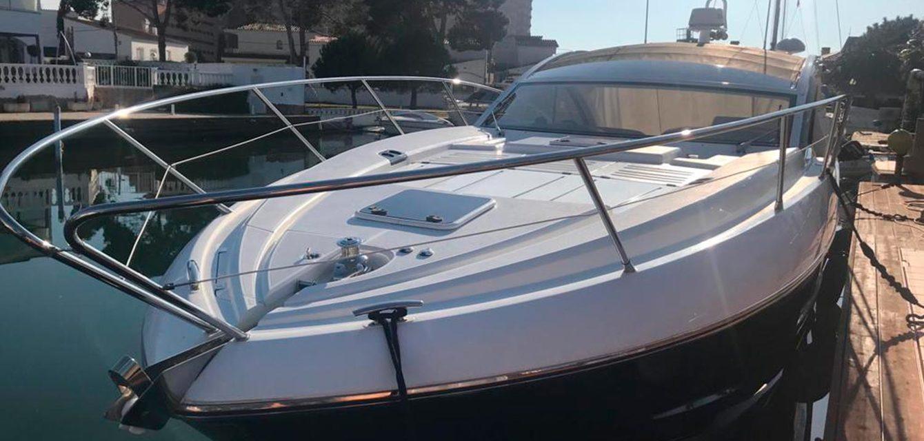 Sunseeker Portofino 40 (REF. SS-4014-1) | Экстрьер 3