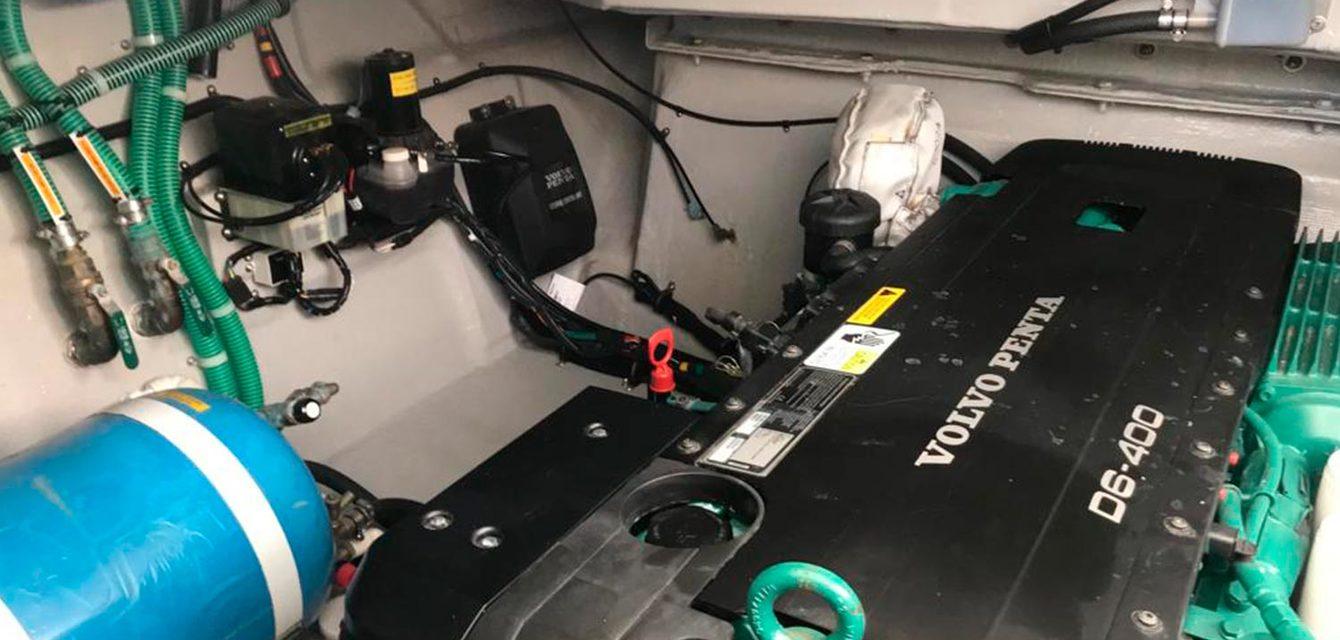 Sunseeker Portofino 40 (REF. SS-4014-1) | Интерьер 8