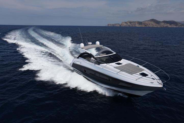 Sunseeker Portofino 40 (REF. SS-4014-1) | Экстрьер 0