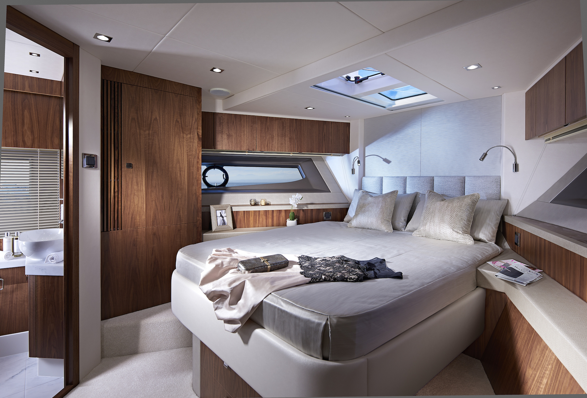 Sunseeker Manhattan 52 | Интерьер 5