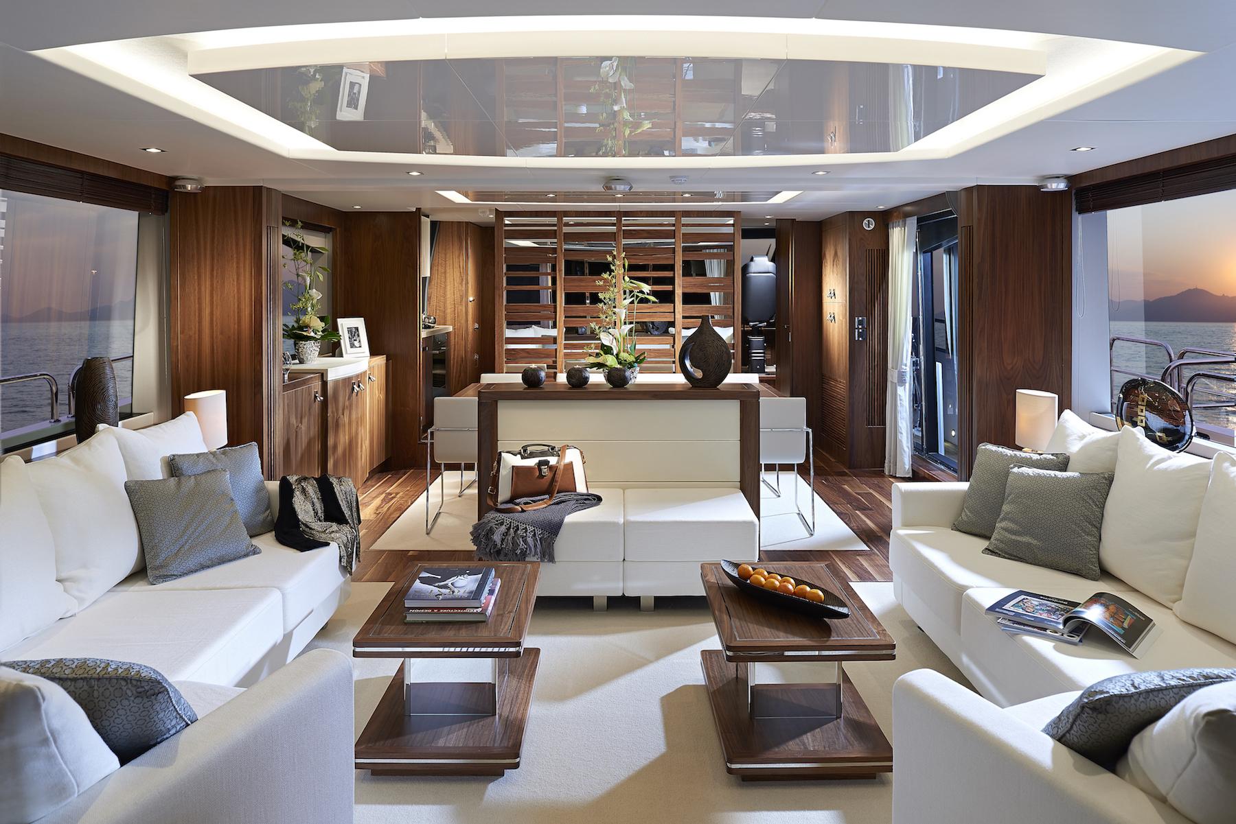 Sunseeker 86 Yacht | Интерьер 0